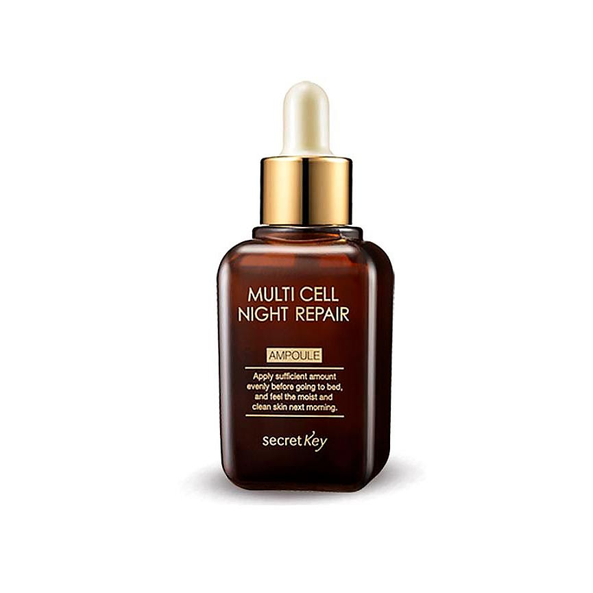 Secret Key siero per il viso - Multi Cell Night Repair Ampoule