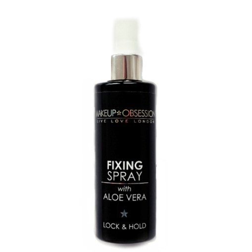 Live Love London Fixierspray - Fixing Spray With Aloe Vera