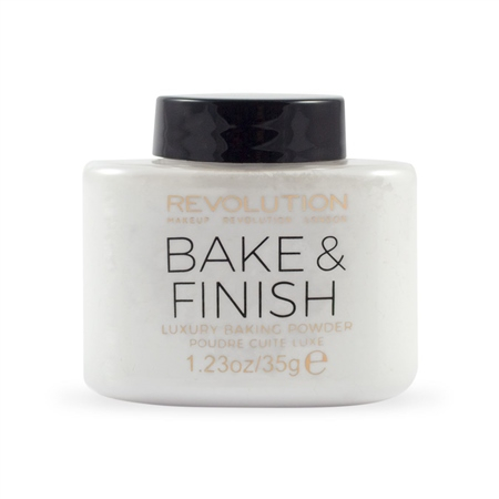 Revolution завършваща пудра - Bake & Finish Luxury Baking Powder