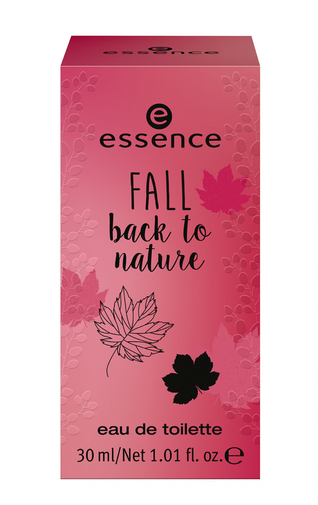 essence parfum - FALL Back To Nature - Eau De Toilette - 01 Fall In Love