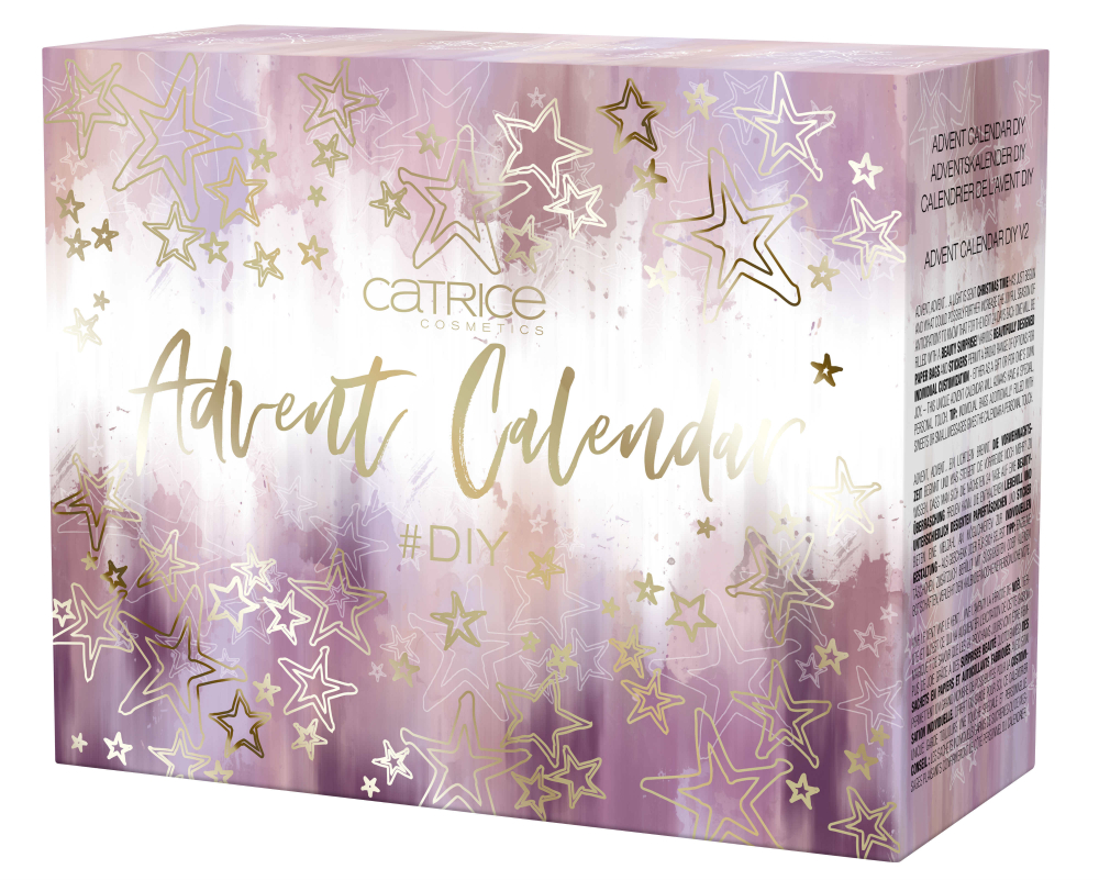 CATRICE calendario dell'avvento - Advent Calendar #DIY