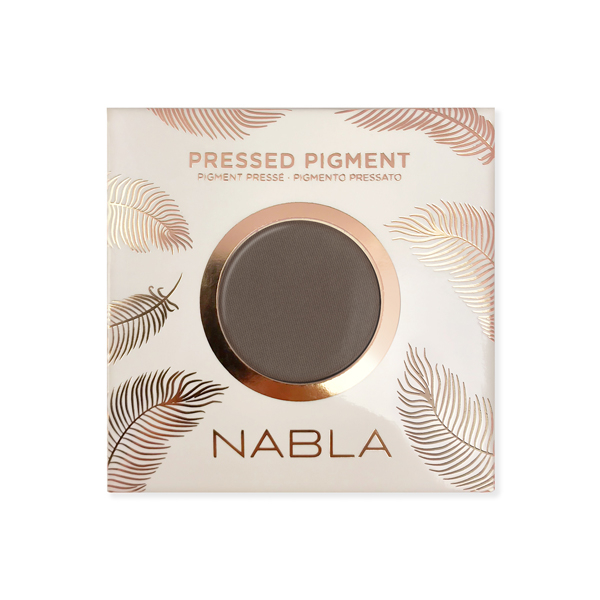Nabla enojno senčilo - Pressed Pigment Feather Edition - Chiaroscuro