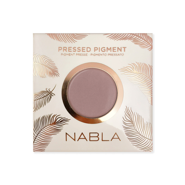 Nabla enojno senčilo - Pressed Pigment Feather Edition - Capsize