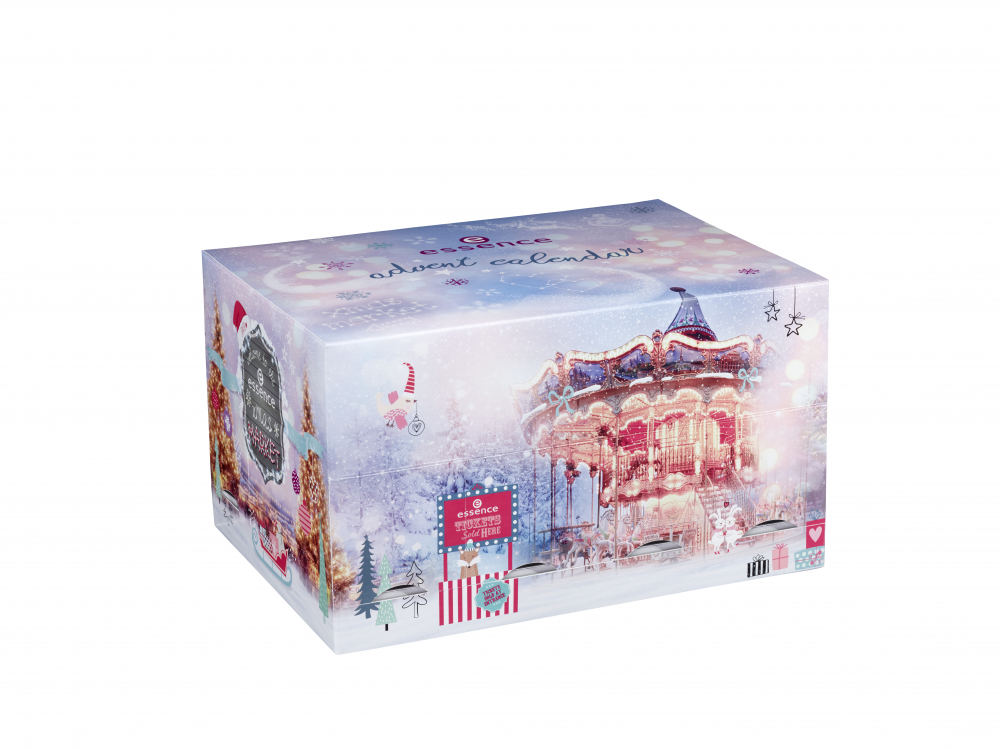 essence calendario dell'avvento - Advent Calendar - Trend Edition