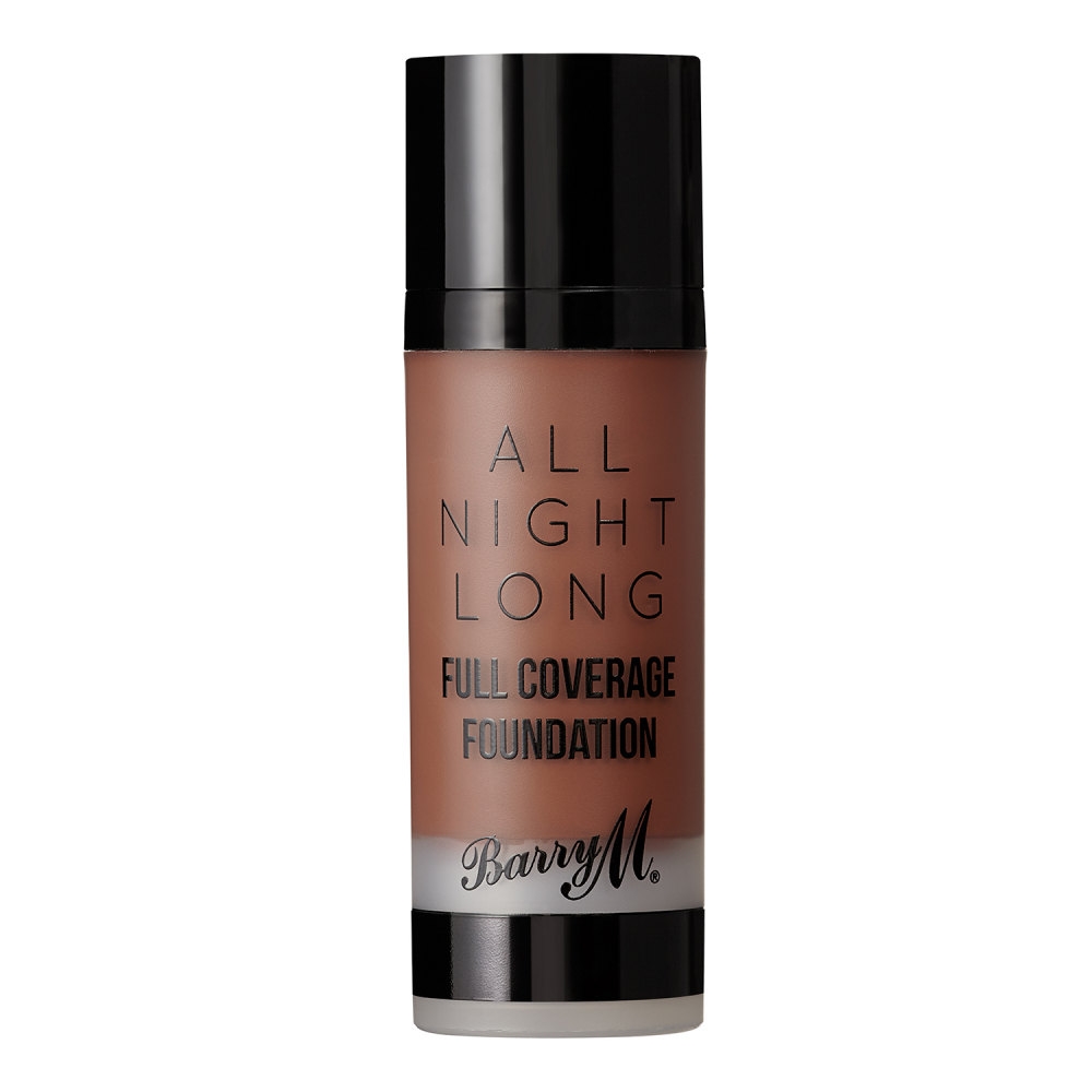 Barry M Flüssige Foundation - All Night Long Full Coverage Foundation - 14 Chestnut