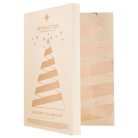 Calendario Avvento Makeup.Revolution Calendario Dell Avvento Advent Calendar 2018