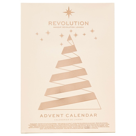 Revolution calendrier de l'avent - Advent Calendar 2018