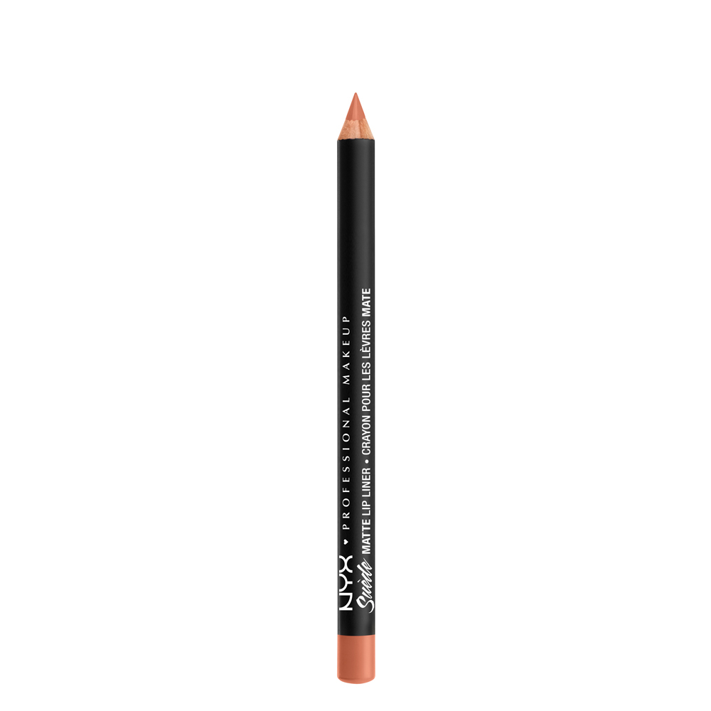 NYX Professional Makeup ceruzka na pery - Suede Matte Lipliner - Fetish (SMLL49)