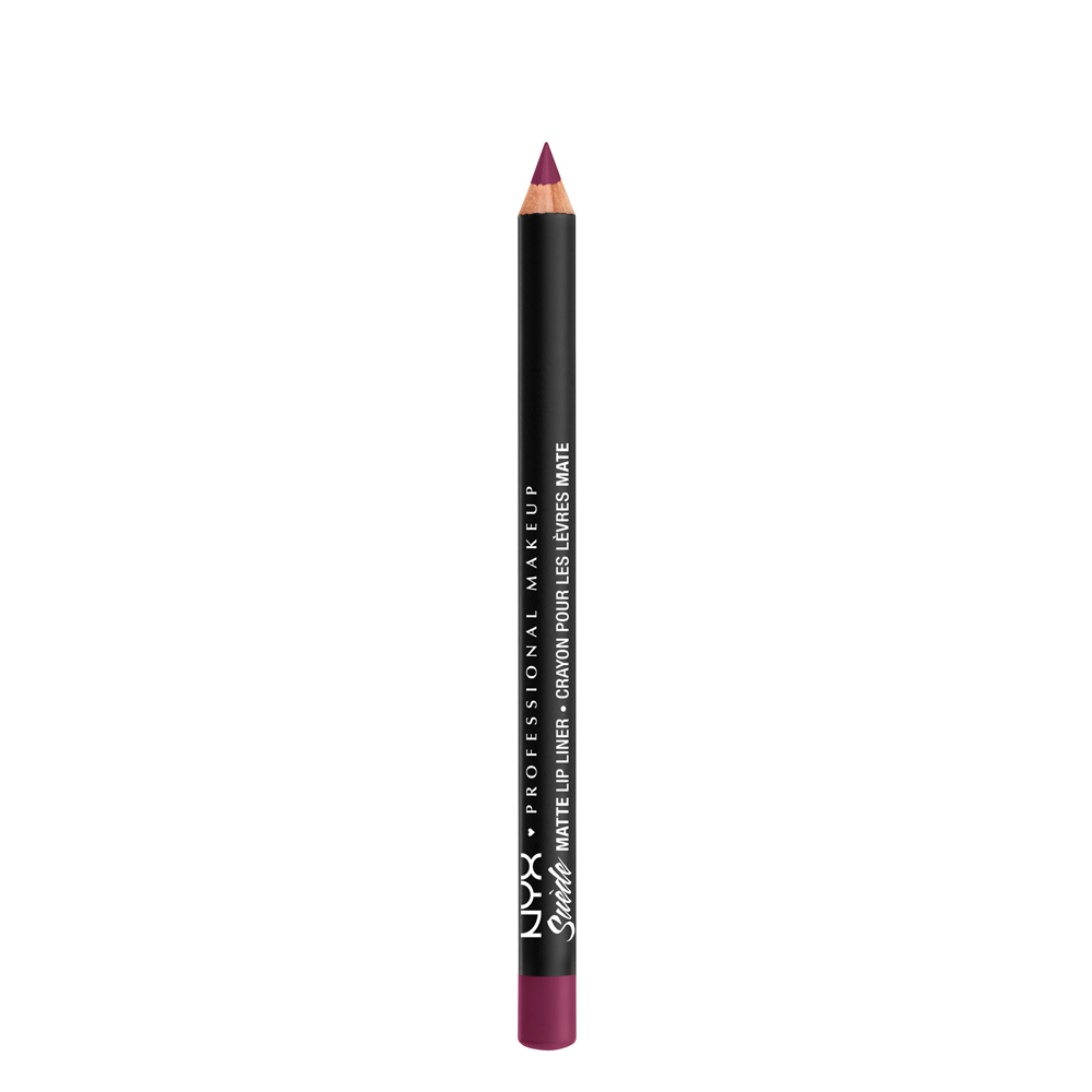 NYX Professional Makeup ceruzka na pery - Suede Matte Lipliner - Girl, Bye (SMLL58)