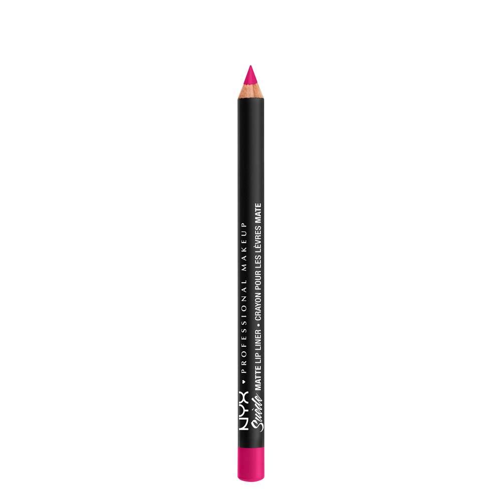 NYX Professional Makeup ceruzka na pery - Suede Matte Lipliner - Clinger (SMLL60)
