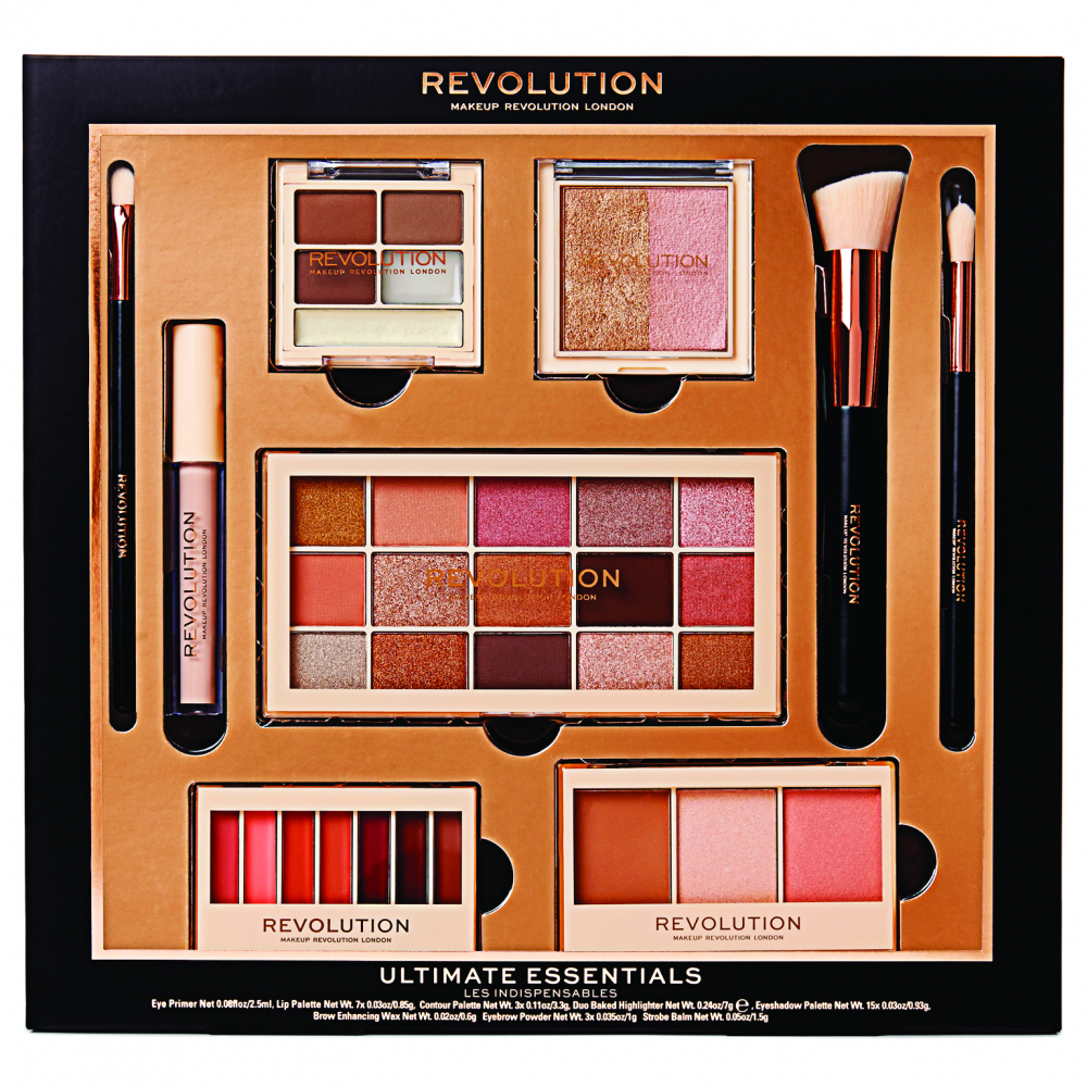 Revolution set di trucchi - Ultimate Essentials