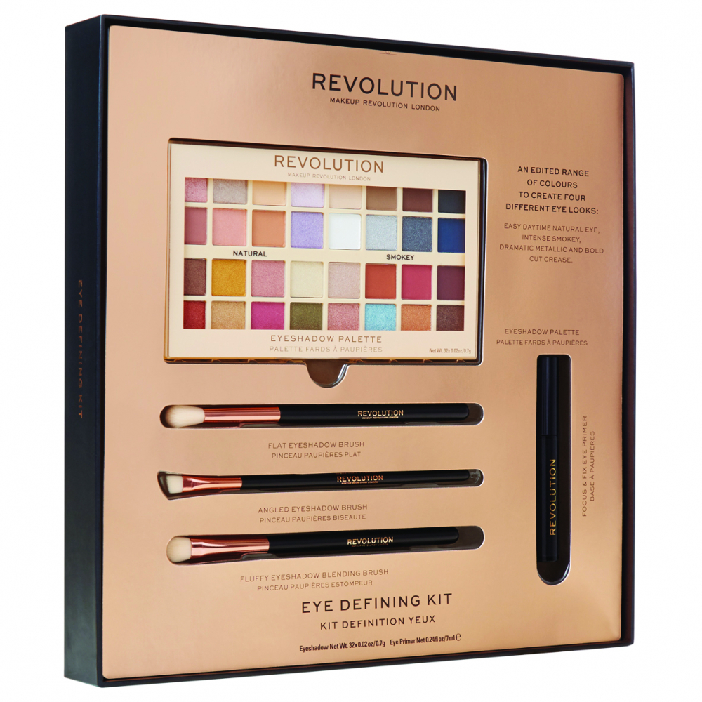 Revolution Makeup-Set - Eye Defining Kit