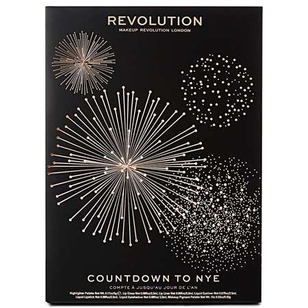 Revolution Makeup-Set - Countdown To NYE
