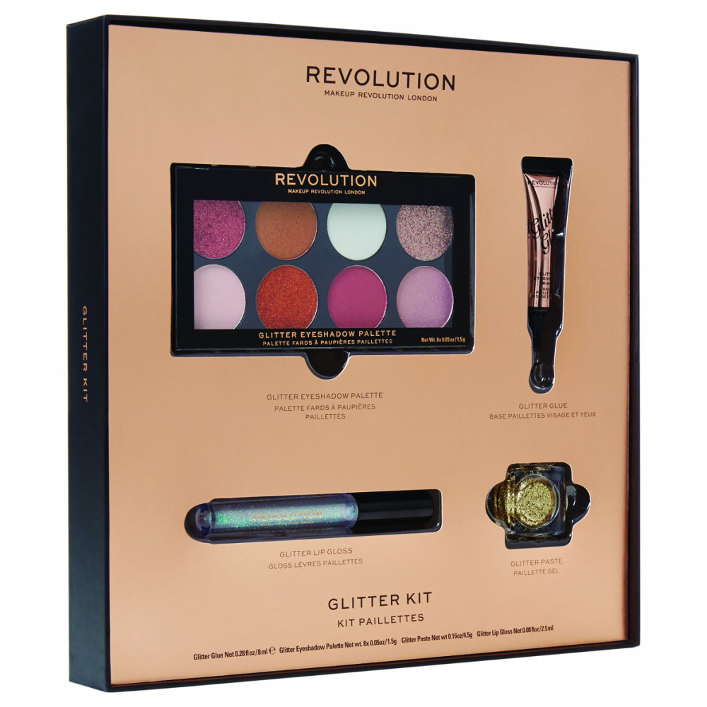 Revolution set - Glitter Kit