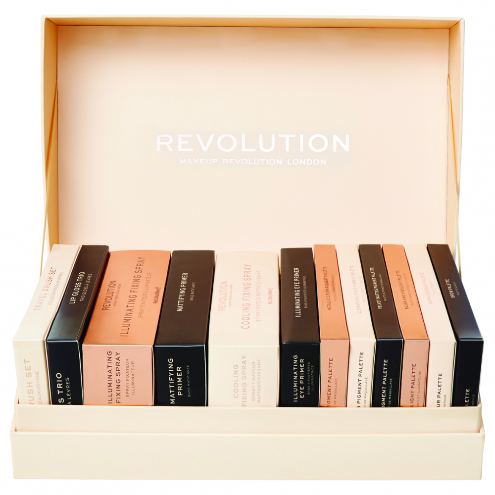 Revolution kit de machiaj - 12 Days of Christmas