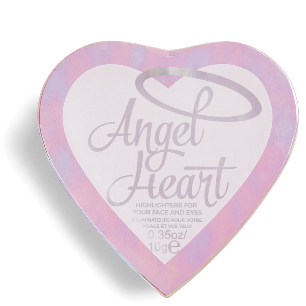I Heart Revolution Highlighter - Baked Highlighter - Angel Heart
