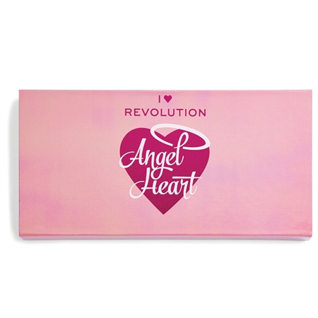 I Heart Revolution paleta sjenila - Eyeshadow Palette - Angel Heart