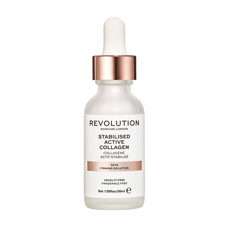 Revolution Skincare разтвор за стягане на кожата - Skin Firming Solution Stabilised Active Collagen