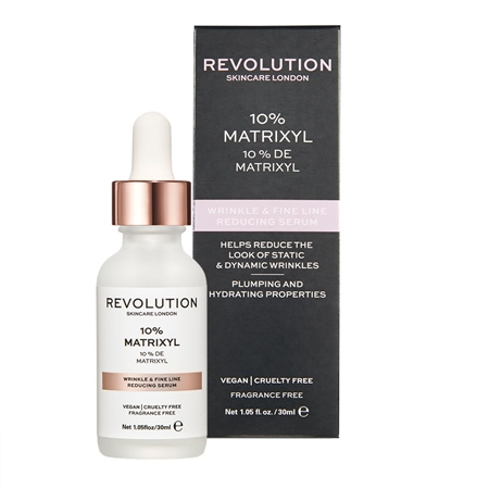 Revolution Skincare  sérum proti vráskam - Wrinkle & Fine Line Reducing Serum - 10% Matrixyl