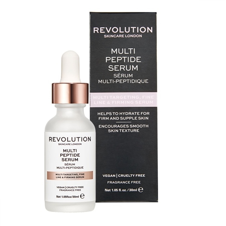 Revolution Skincare sérum - Multi Targeting & Firming Serum - Multi Peptide Serum