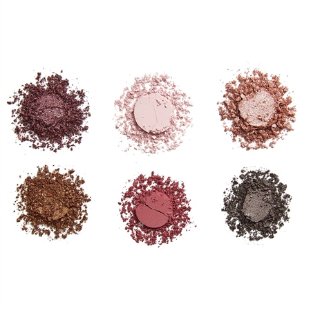 Revolution Lidschattenpalette - Jewel Collection Eyeshadow Palette - Opulent