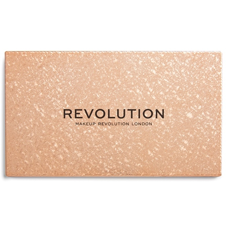Revolution paleta senčil za oči - Jewel Collection Eyeshadow Palette - Deluxe