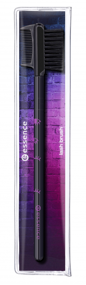 essence periuta pentru gene - Magnetic Lashes! Lash Brush - 01 Lashing Out