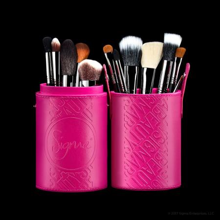 sigma beauty portapennelli vuoto  brush cup holder  pink