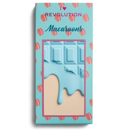 I Heart Revolution палитра сенки за очи - Chocolate Eyeshadow Palette - Macaroons