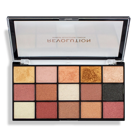 Revolution paleta očných tieňov - Re-Loaded Palette - Affection
