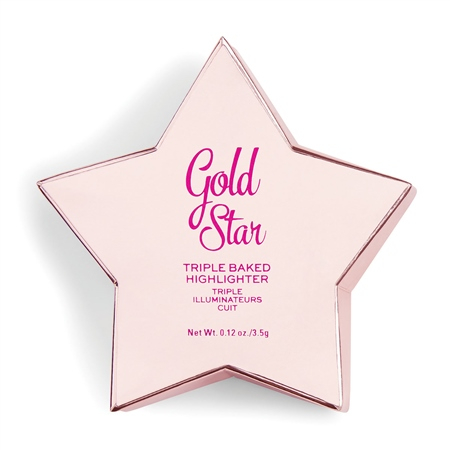 I Heart Revolution iluminator compact - Star Of The Show - Gold Star