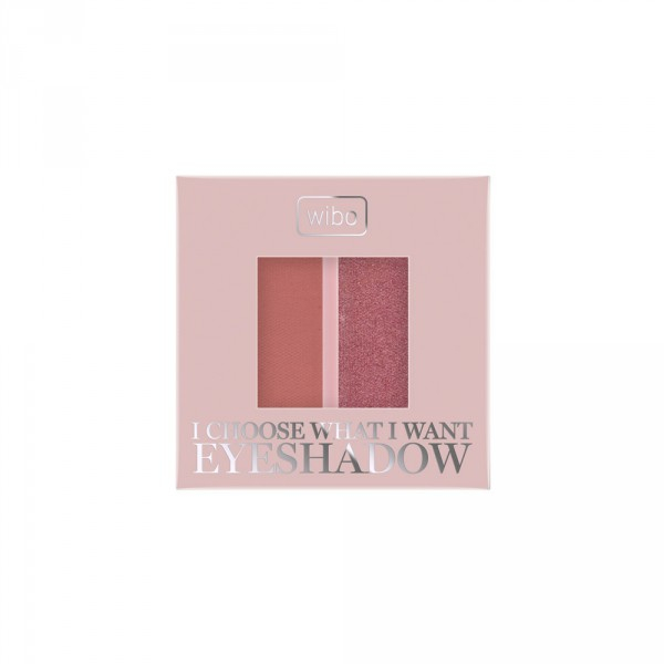 Wibo Duo Očn 237 St 237 N I Choose What I Want Eyeshadow 5
