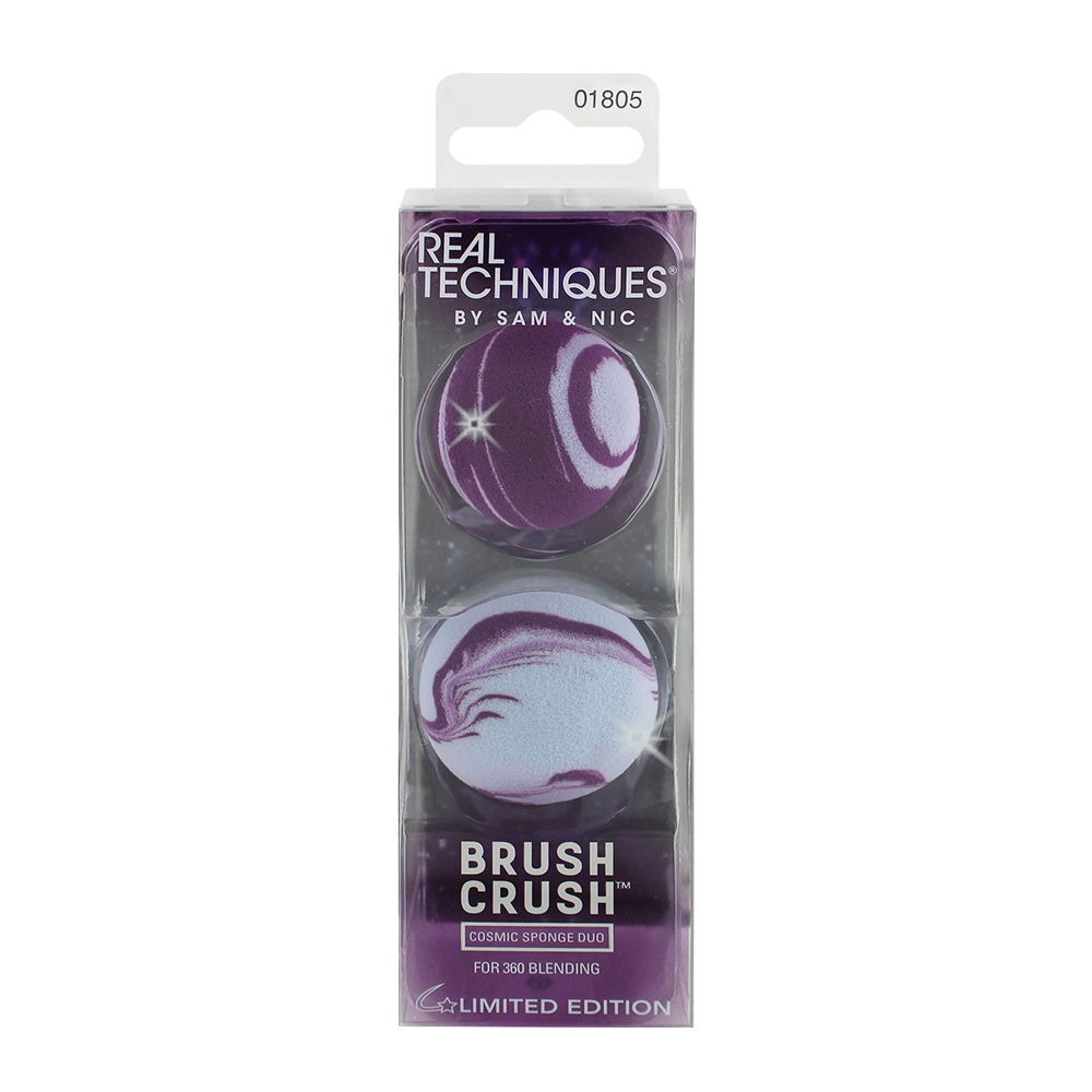 Real Techniques hubička na make-up - Brush Crush 2 - Cosmic Sponge (1805)