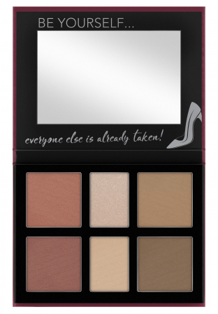 CATRICE paletka na tvár - Powerful Elegance Everyday Face And Cheek Palette