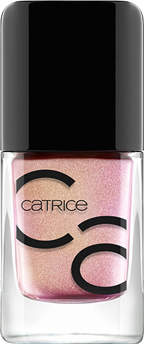 CATRICE lak na nechty - ICONails Gel Lacquer – 77 You're The Rose I'll Always Take