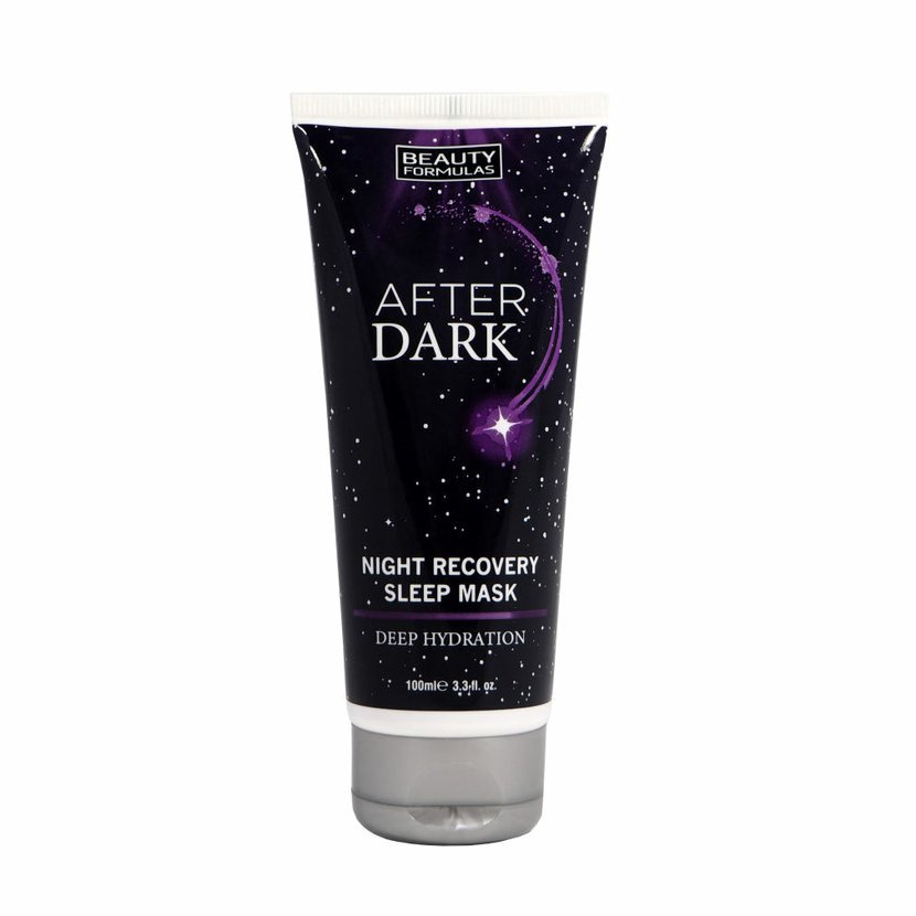 Beauty Formulas hidratantni gel - After Dark Night Recovery Sleep Mask (88610)
