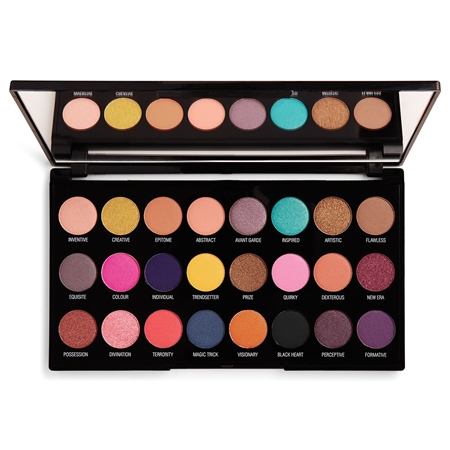 Revolution paleta de farduri - Eyeshadow Palette - Creative Vol.1