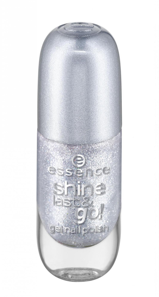 essence lak na nechty - Shine Last & Go! Gel Nail Polish - 02 Crashed The Party?!