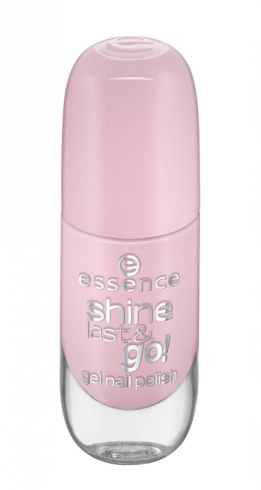 Essence Nagellack Shine Last Amp Go Gel Nail Polish 04 Millennial Pink Pink Panda