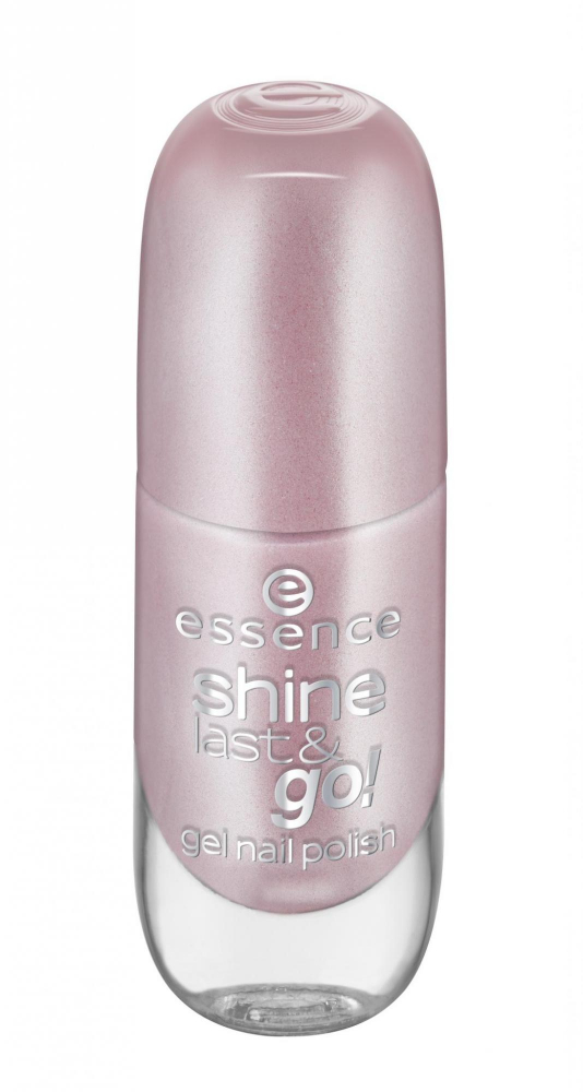 essence lak za nokte - Shine Last & Go! Gel Nail Polish - 06 Frosted Kiss