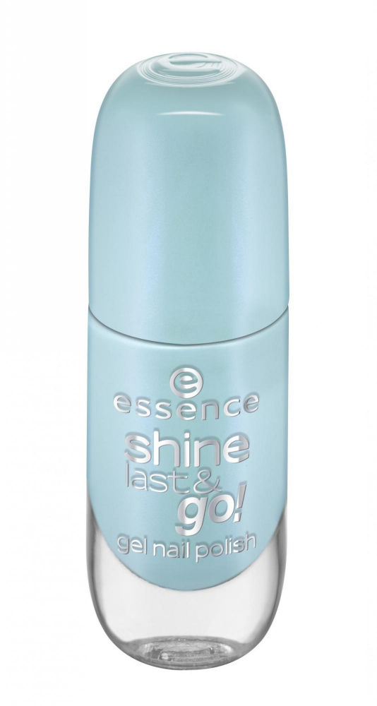 essence lac de unghii - Shine Last & Go! Gel Nail Polish - 35 Teak Me To Heaven