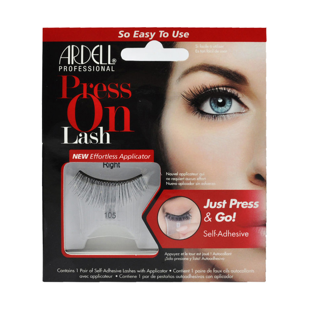 Ardell falsche Wimpern - Press-On Lash 105 False Lashes (52370)