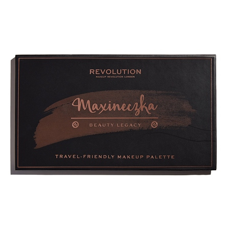 Revolution paletka- Beauty Legacy Palette by Maxineczka Eyeshadow Palette