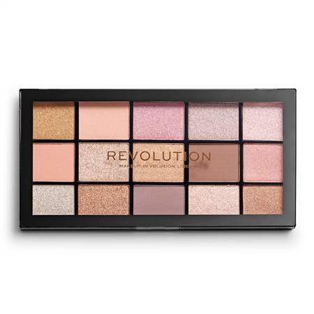 Revolution paleta senčil -  Re-Loaded Fundamental Eyeshadow Palette