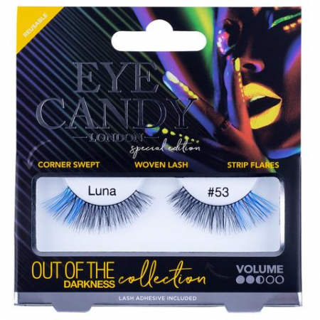 Eye Candy gene false - Out Of The Darkness Collection - Luna
