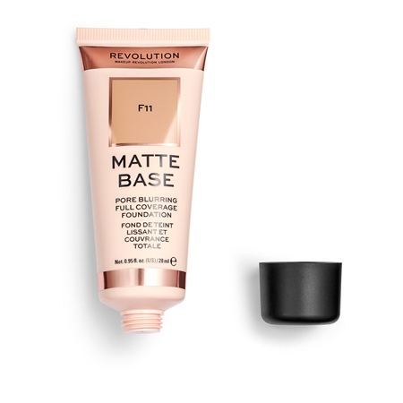 Revolution Foundation - Matte Base Foundation - F11