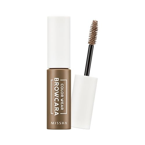 MISSHA mascara per le sopracciglia - Color Wear Browcara - Cappuccino Brown (I5249)