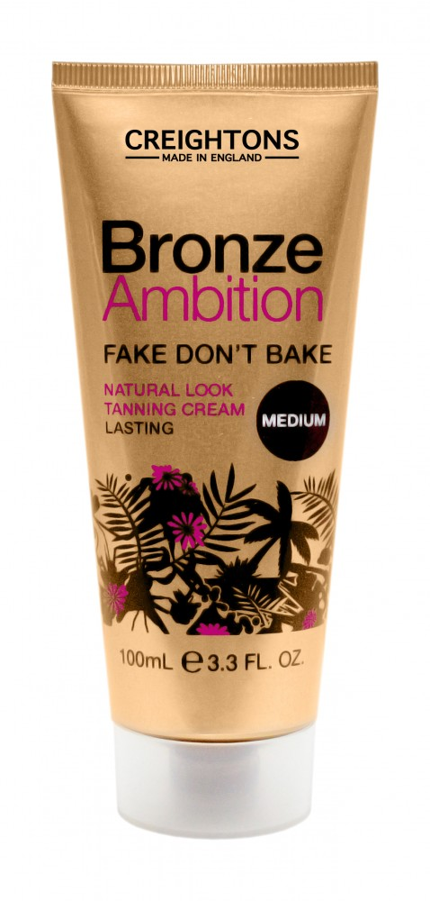 Bronze Ambition crema autoabbronzante - Fake Don't Bake Tanning Cream (100 ml)