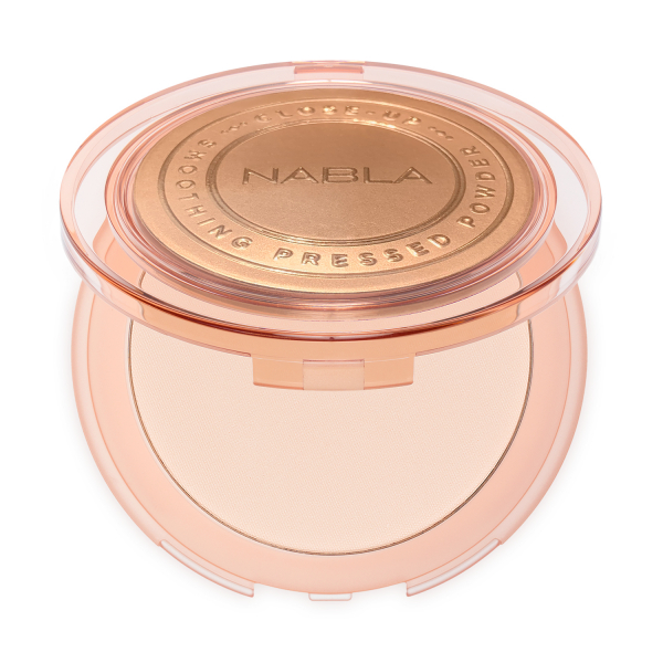 Nabla pudra compacta - Close-Up Smoothing Pressed Powder - Light