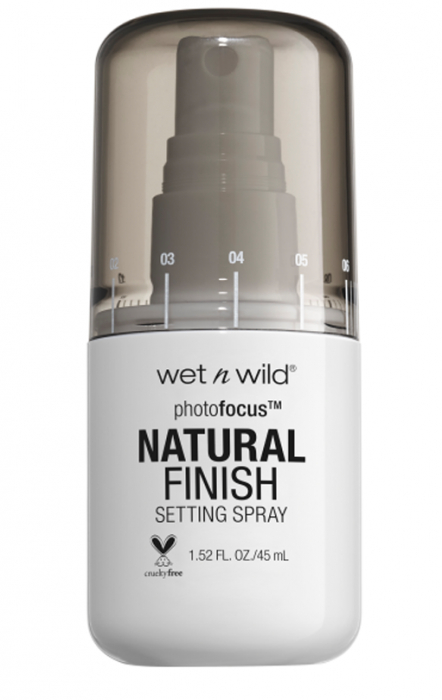wet n wild Fixierspray - Photo Focus Natural Finish Setting Spray - Seal The Deal